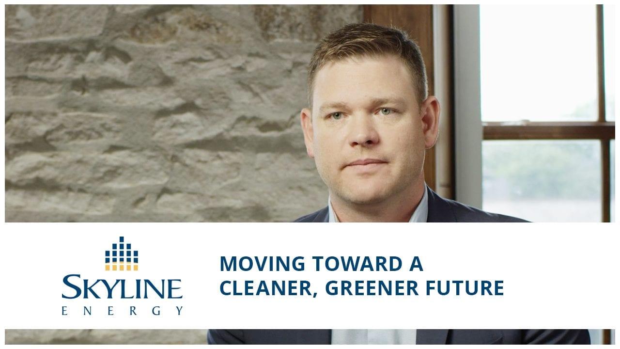 Moving toward a green future
